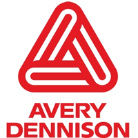 Manufactured by Avery Dennison