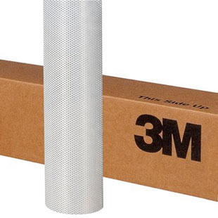 3M™ Scotchcal™ Perforated Window Film IJ67