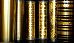 SignGold 22KT Gold Leaf Film Gerber Edge Printable | Gregory Inc